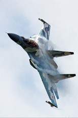02 - Russia - Air Force Sukhoi Su-30SM