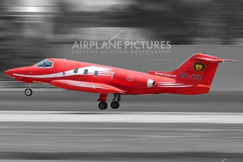 LV-JTZ - Private Learjet 24