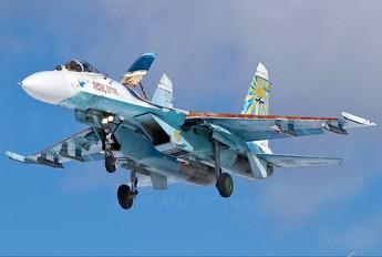 "04 - Russia - Air Force ""Russian Knights"" Sukhoi Su-27"