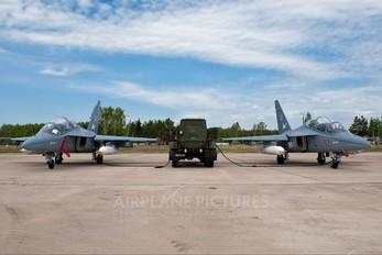 91 - Russia - Air Force Yakovlev Yak-130