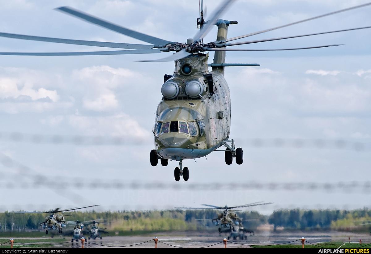 Russia - Air Force 88 aircraft at Kubinka
