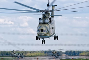 88 - Russia - Air Force Mil Mi-26