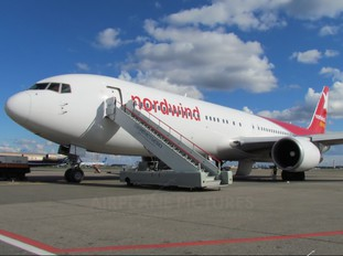 VQ-BOG - Nordwind Airlines Boeing 767-300