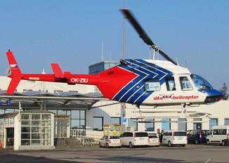 OK-ZIU - Alfa Helicopter Bell 206LT