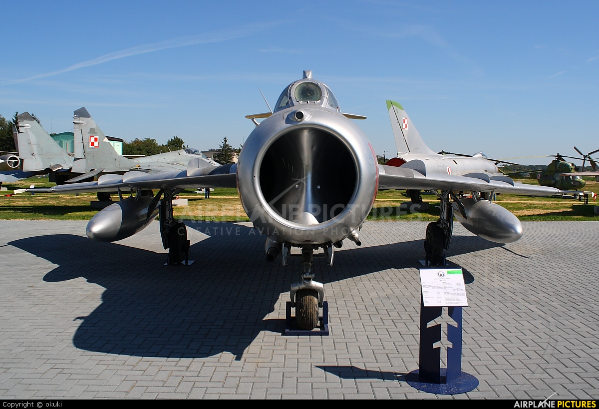 Poland - Air Force 1308 aircraft at Dęblin - Museum of Polish Air Force