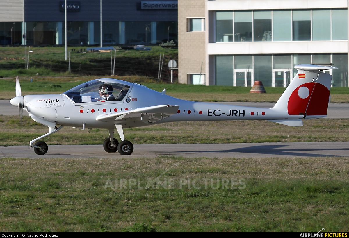 Aerolink EC-JRH aircraft at Sabadell