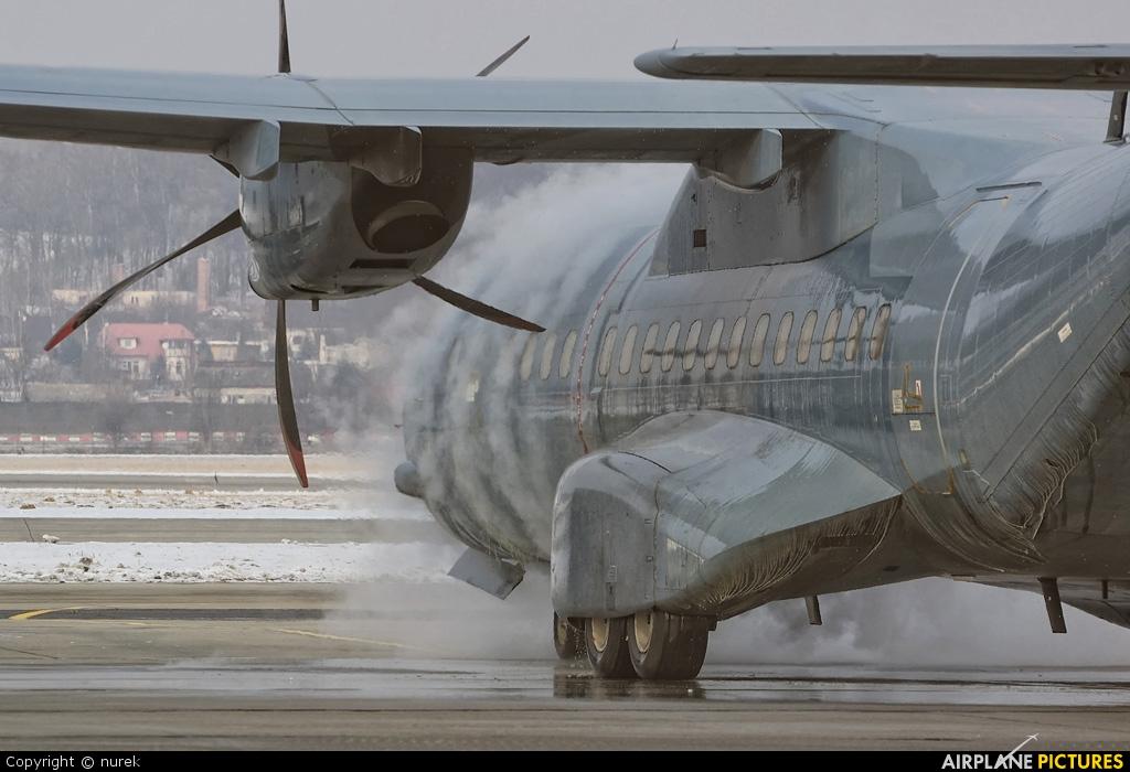 Poland - Air Force 014 aircraft at Kraków - John Paul II Intl