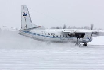 RA-47355 - Tomsk Avia Antonov An-24