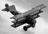 OK-DUD07 - Letajici Cirkus Fokker DR1 Triplane aircraft