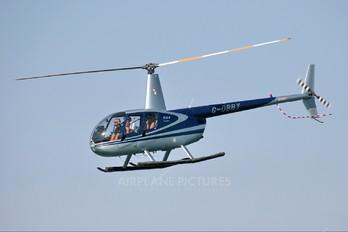 G-OBBY - Private Robinson R44 Clipper