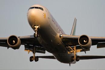 ET-ALH - Ethiopian Airlines Boeing 767-300ER