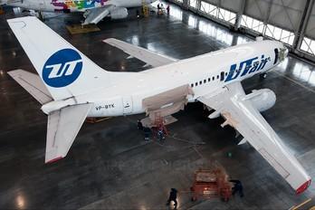 VP-BYK - UTair Boeing 737-500