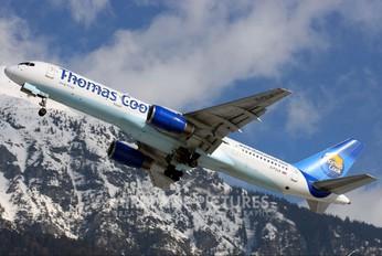 G-FCLB - Thomas Cook Boeing 757-200