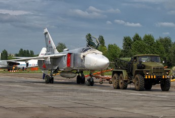 42 - Russia - Air Force Sukhoi Su-24MR
