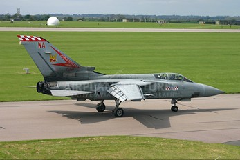 ZE156 - Royal Air Force Panavia Tornado F.3