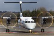 G-JEDV - Flybe de Havilland Canada DHC-8-400Q Dash 8 aircraft