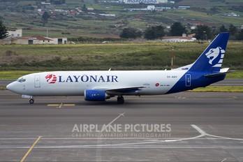 S5-ABV - LayonAir Airlines Boeing 737-400F