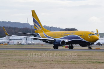 F-GZTC - Europe Airpost Boeing 737-700