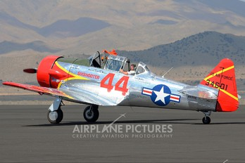 N4269E - Private North American Harvard/Texan (AT-6, 16, SNJ series)
