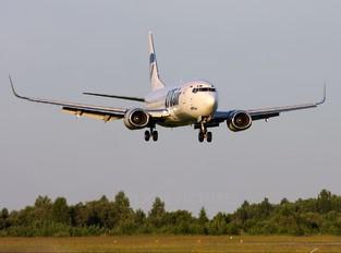 VP-BXZ - UTair Boeing 737-500