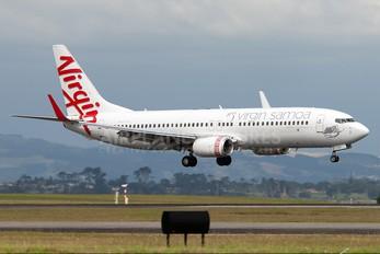 ZK-PBF - Virgin Samoa Boeing 737-800