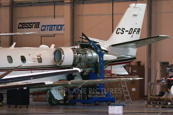 CS-DFR - NetJets Europe (Portugal) Cessna 560XL Citation Excel
