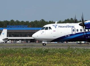 VQ-BKN - NordStar Airlines ATR 42 (all models)