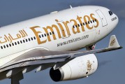 A6-EKW - Emirates Airlines Airbus A330-200 aircraft