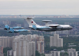 41 - Russia - Air Force Beriev A-50 (all models)