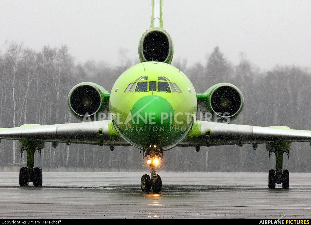 KMV RA-85725 aircraft at Moscow - Domodedovo