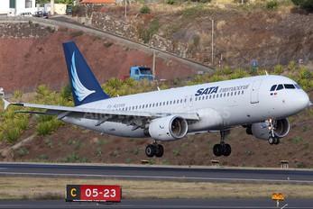 CS-TKL - SATA International Airbus A320