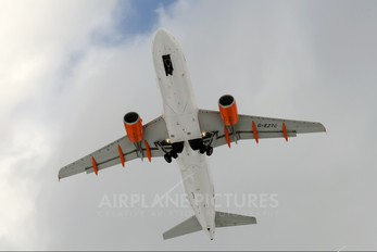 G-EZTC - easyJet Airbus A320