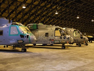 ZH825 - Royal Navy Agusta Westland AW101 111 Merlin HM.1