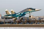 10 - Russia - Air Force Sukhoi Su-34 aircraft