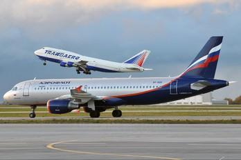 VP-BQV - Aeroflot Airbus A320
