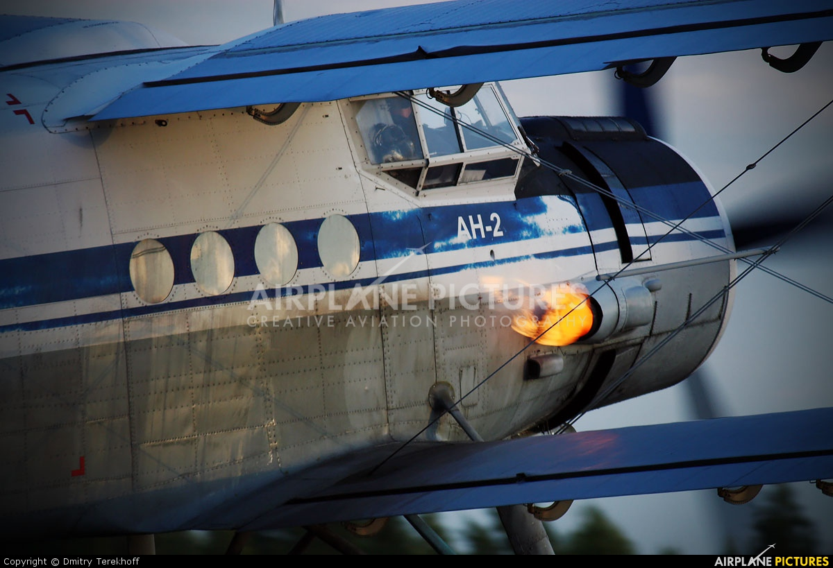 DOSAAF / ROSTO RF-02369 aircraft at Borki