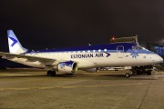 Estonian Air gets new aircraft type - Embraer 175 title=