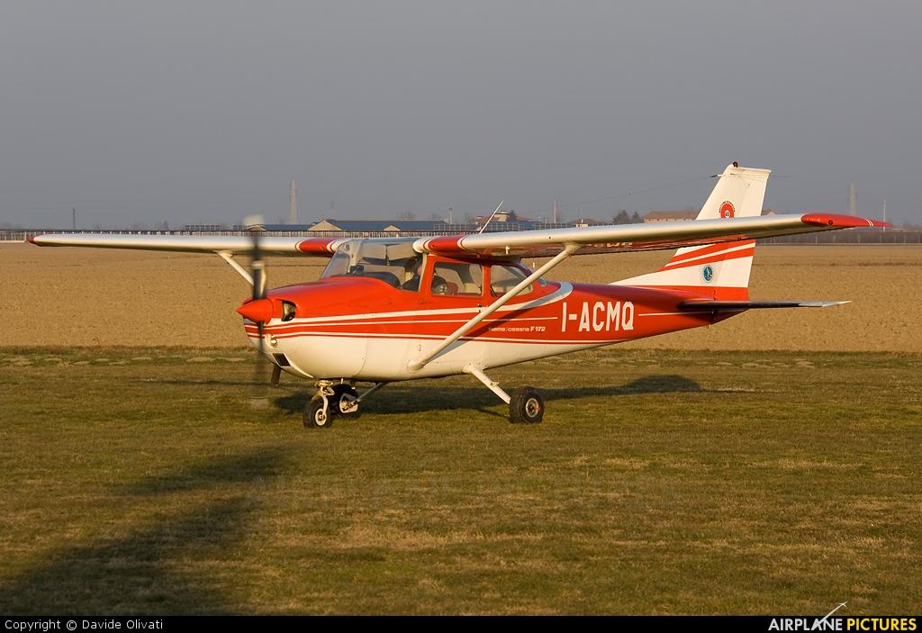 Private I-ACMQ aircraft at Legnago