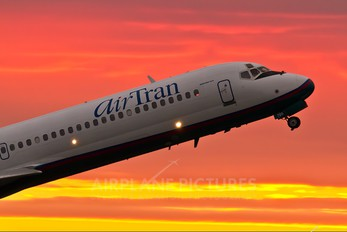 N944AT - AirTran Boeing 717