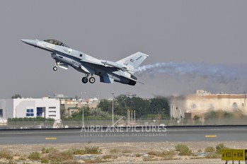 3081 - United Arab Emirates - Air Force Lockheed Martin F-16E Fighting Falcon