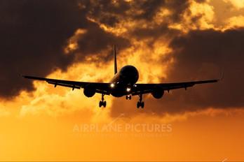 N602AN - American Airlines Boeing 757-200