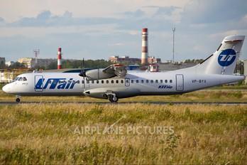 VP-BYX - UTair ATR 72 (all models)