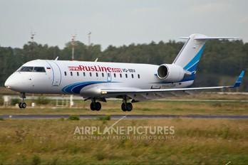 VQ-BBV - Rusline Canadair CL-600 CRJ-200