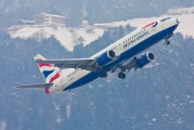 G-DOCG - British Airways Boeing 737-400 aircraft