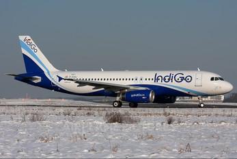D-AXAJ - IndiGo Airbus A320