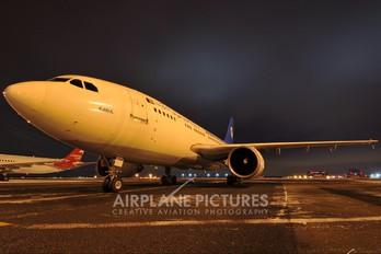 YA-CAQ - Ariana Afghan Airlines Airbus A310