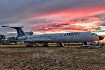 HA-LCG - Malev Tupolev Tu-154B