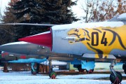 04 - Poland - Air Force Mikoyan-Gurevich MiG-21M aircraft