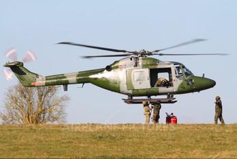 XZ215 - British Army Westland Lynx AH.7