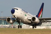 HA-LOJ - Malev Boeing 737-600 aircraft
